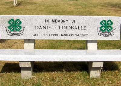 Signs, Benches and Misc: Lindballe